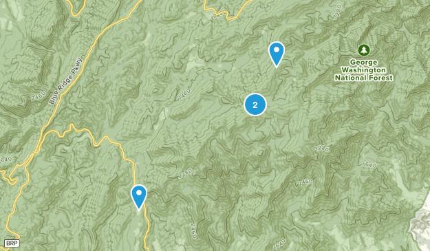Mount Pleasant Special Management Area Map
