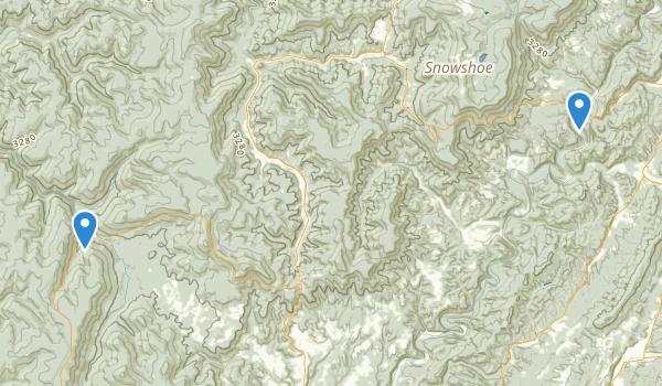 Handley Wildlife Management Area Map