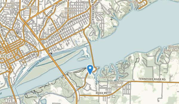 Point Park Map