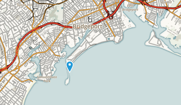 Seaside Park Map