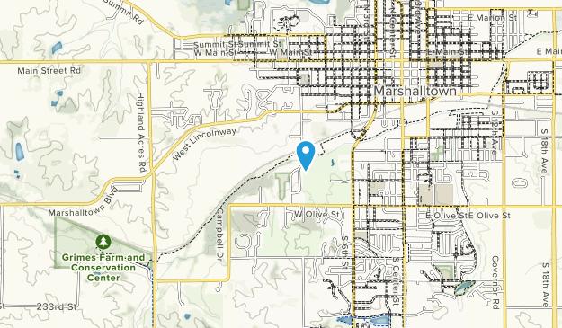 Morris Park Map