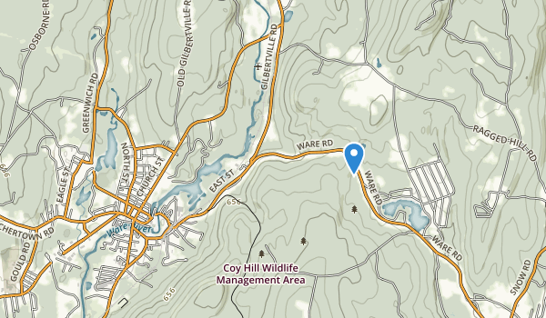 Greenville Park Map