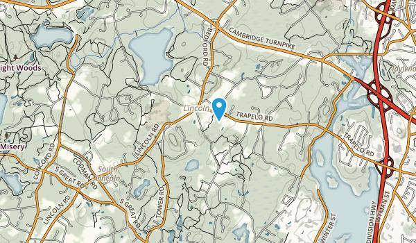 Pierce Park Map