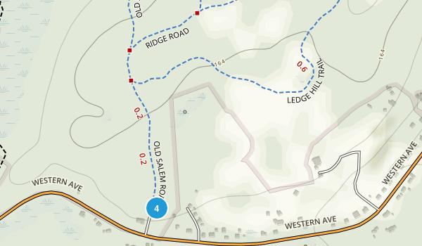 Ravenswood Park Map