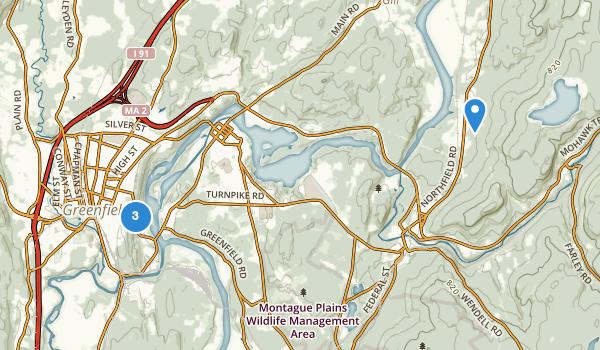 Rocky Mountain Park Map