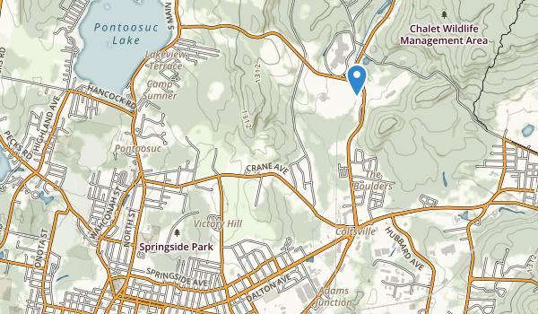 Springside Park Map