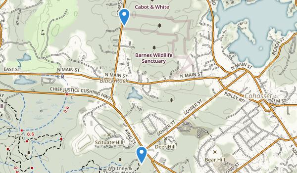 Wheelwright Park Map