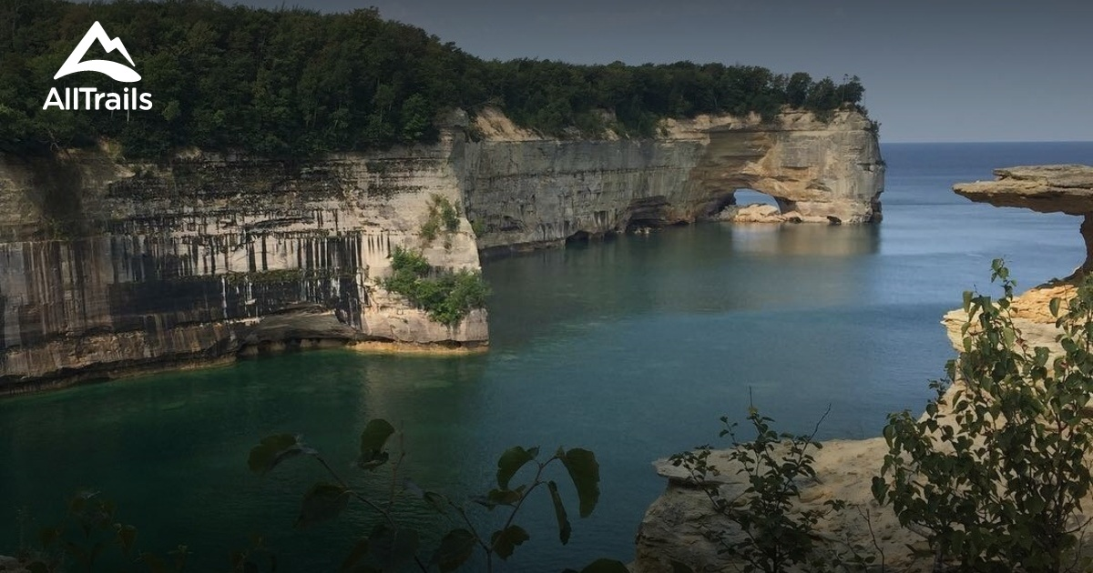 Best Trails In Pictured Rocks National Lakeshore AllTrails