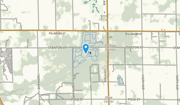 Pigeon Creek Park Map