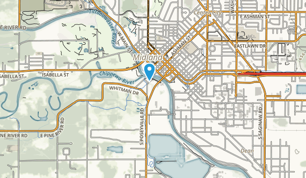 Smithfield Park Map