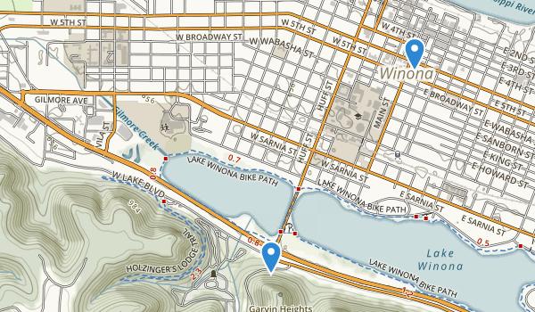 Bluffside Park Map