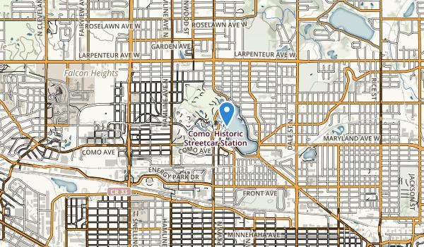 Como Park Map