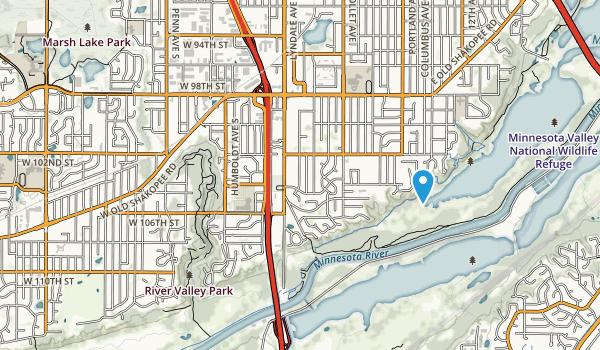 Moir Park Map
