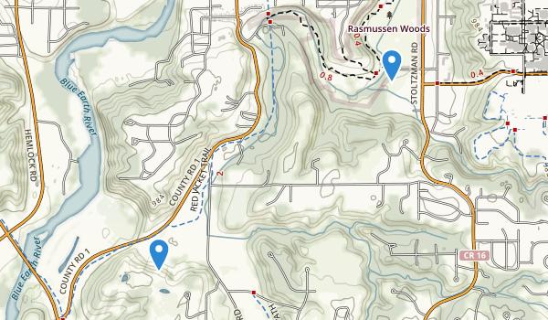 Rasmussen Park Map