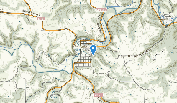 Sylvan Park Map
