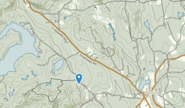 Carpenter Marsh State Wildlife Management Area Map