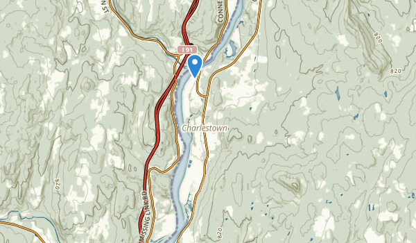 Connecticut River State Park Map