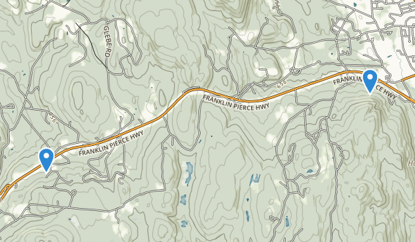 Horatio Colony Trust Map