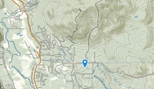 Merriman State Forest Map