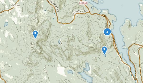 Mount Major State Park Map