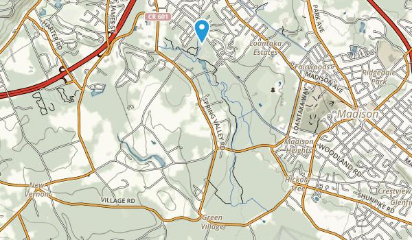 Loantaka Park Map