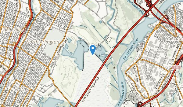 Richard W De Korte Park Map