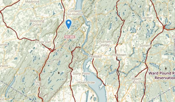 Black Rock Park Map