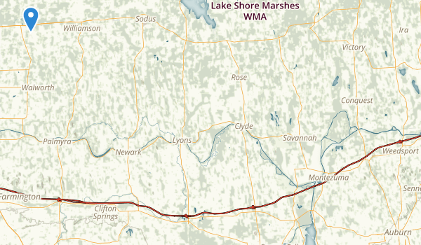 Casey Park Map