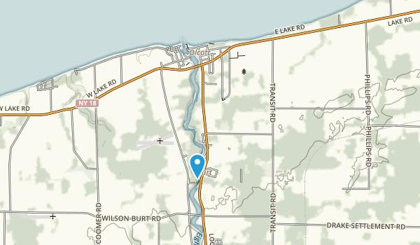 Krull Park Map