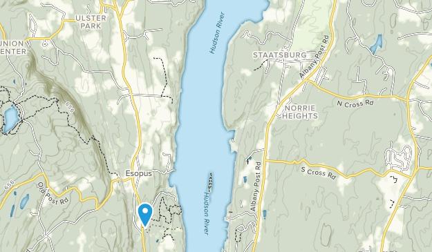 Mills Memorial State Park Map