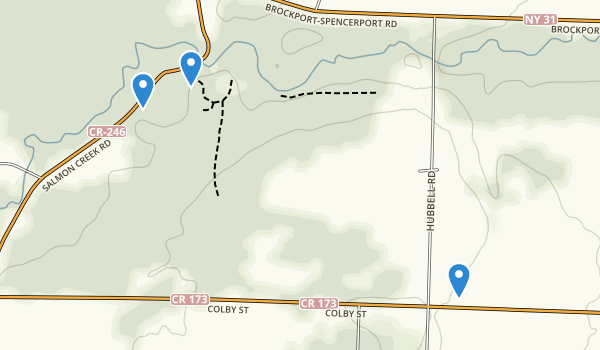 Northampton Park Map