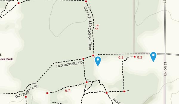 Oatka Creek Park Map