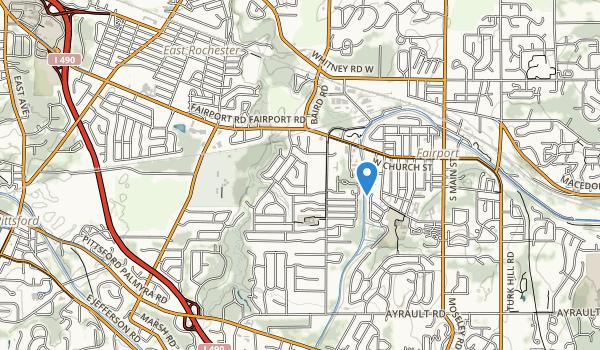 White Haven Memorial Park Map