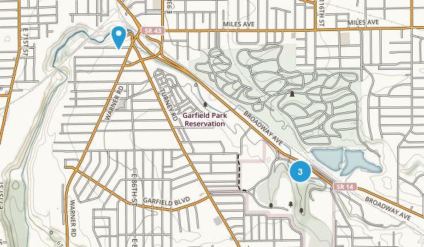 Garfield Park Map