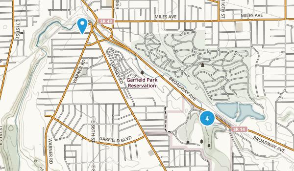 Garfield Park Map