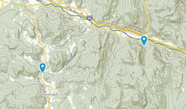 Robbins Mountain Wildlife Management Area Map