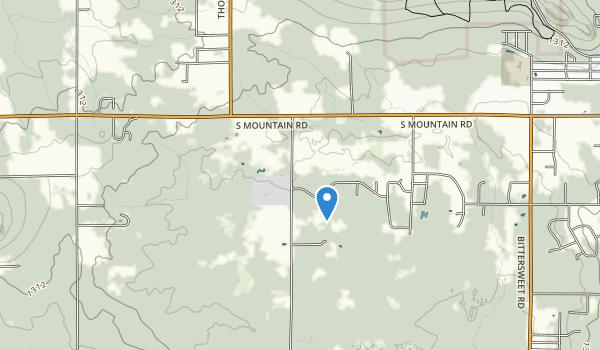 Nine Mile Recreation Area Map