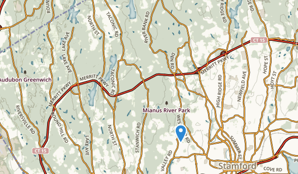 Bruce Park Map