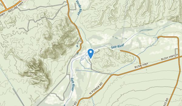 Phon D Sutton Recreation Area Map