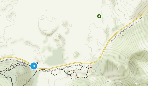 Beste Wege in Sunset Crater Volcano National Monument ...