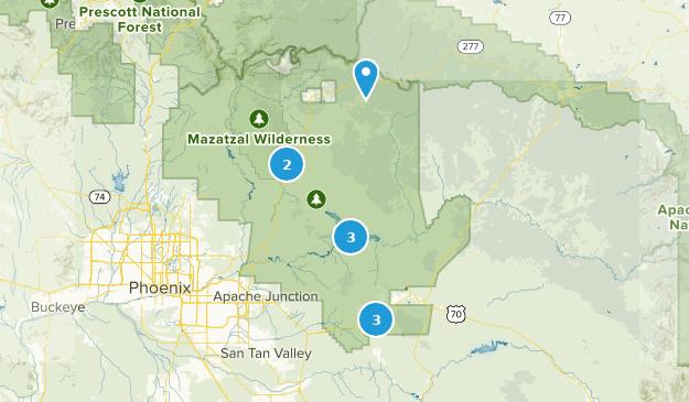 Best Trails in Tonto National Monument - Arizona   AllTrails