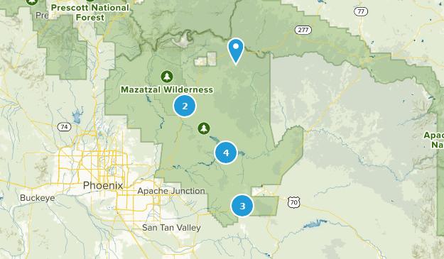 Best Trails in Tonto National Monument - Arizona | AllTrails