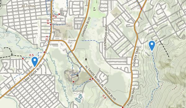 Bijou Community Park Map