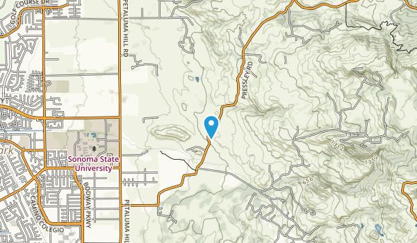 Crane Creek Regional Park Map