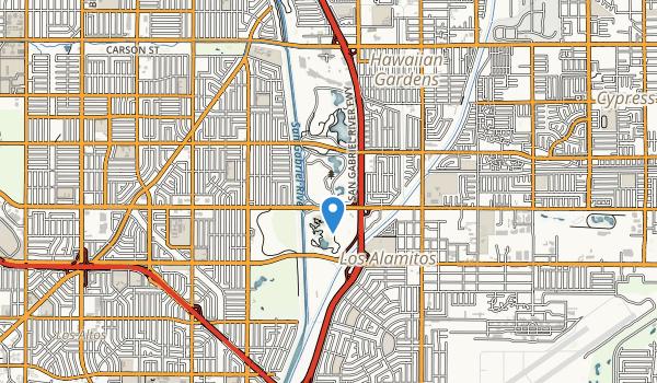 El Dorado Park Map