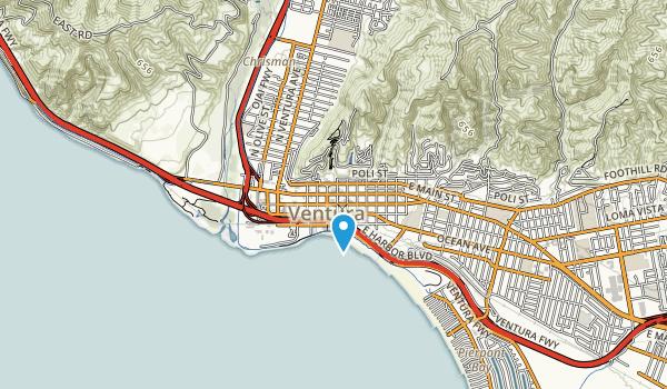 Grant Memorial Park Map