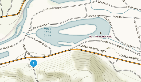 Hart Memorial Unit Map