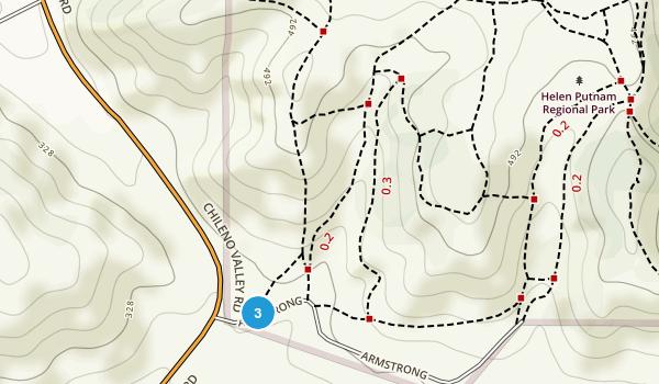 Helen Putnam Regional Park Map