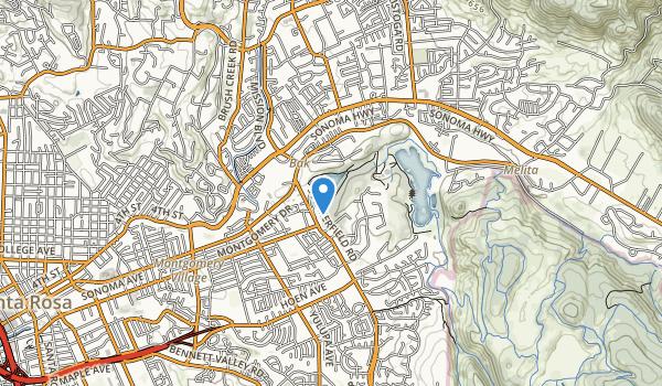 Howarth Memorial Park Map