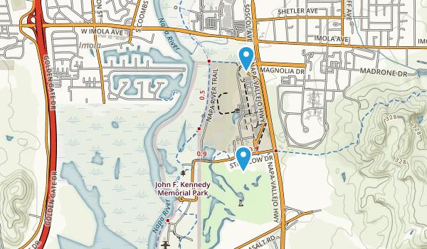 John F Kennedy Memorial Park Map
